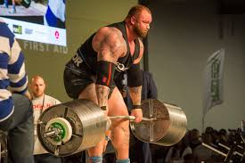 Hafthor Bjornsson Looks To Break World Record With 501kg Deadlift At WUS! 5