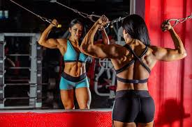 Middle-aged women are turning to bodybuilding — and they've got the edge on their younger rivals 9