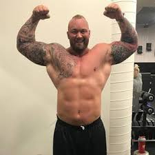 Thor Bjornsson Smashes 220lb Incline Dumbbell Press For New PR – 5