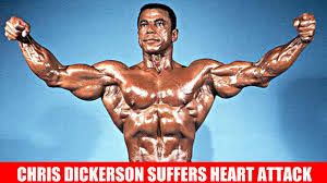 Breaking: Former Mr. Olympia Chris Dickerson Suffers Major Heart Attack 6