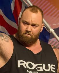 Hafthor Bjornsson Looks To Break World Record With 501kg Deadlift At WUS! 4