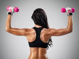 Back Shoulders Workout for Women Result Sexy Back | Top Fitness Home