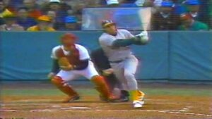 1987 alcs game 1