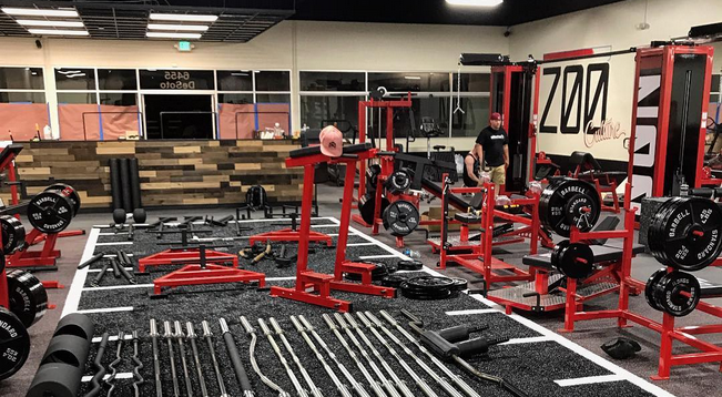 Zoo Culture Gym